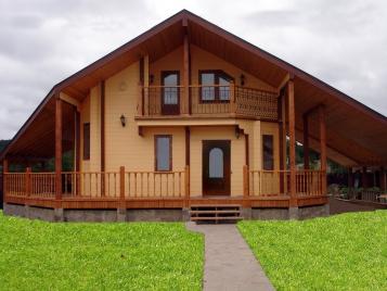 Дом площадью 140 м2