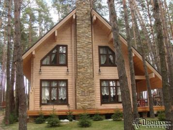 Дом площадью 160 м2