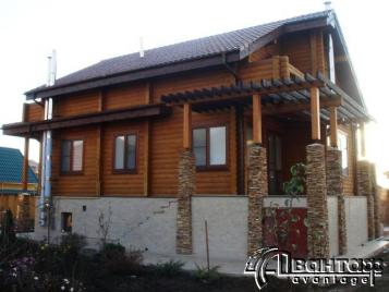 Дом площадью 168 м2