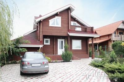Дом площадью 191 м2