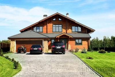 Дом площадью 307 м2
