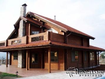 Дом площадью 330 м2
