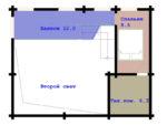 План втоого этажа